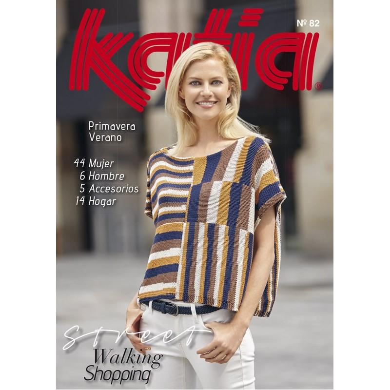 Katia Knitting Magazine nº82