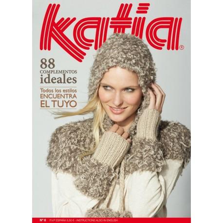 Revista Katia Mujer Nº 6 Complementos