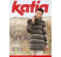 Revista Katia Mujer/Hombre Nº 79 Sport