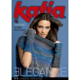 Revista Katia Mujer Nº 76 Elegance