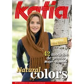 Revista Katia Mujer Nº 8 Especial Hilos Básicos