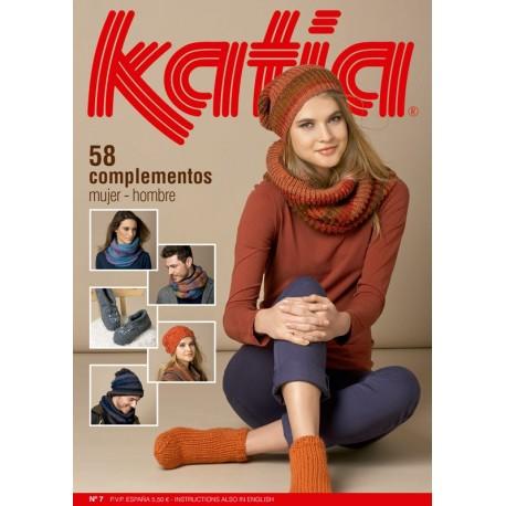 Revista Katia Mujer/Hombre Nº 7 Complementos