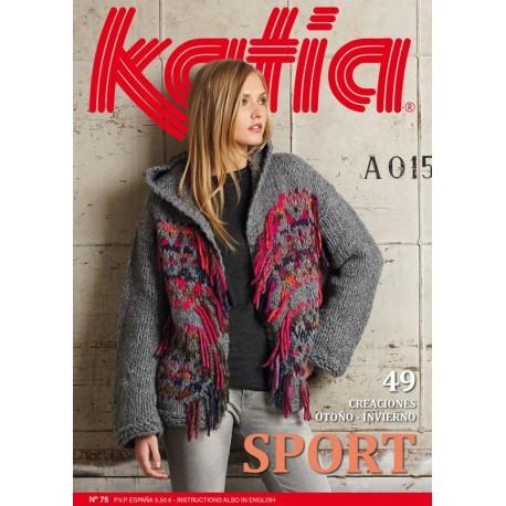 Revista Katia Mujer Nº 75 Sport