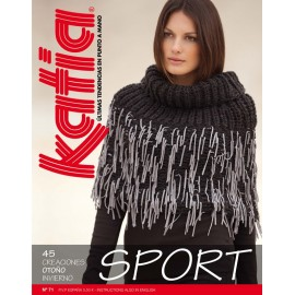 Katia Knitting Woman Magazine Nº 71