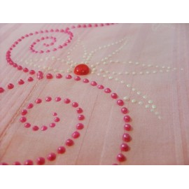 Pintura para hacer Perlas