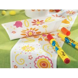 Rotulador Grueso para Textil Javana