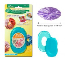 Clover Quick Yoyo Maker Oval Shape Small
