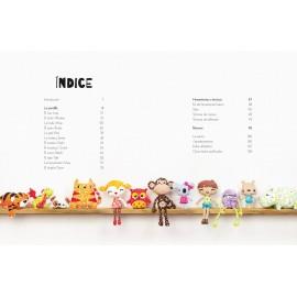 Simpáticos y originales muñecos de tela