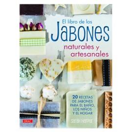 El libro de los jabones naturales y artesanales