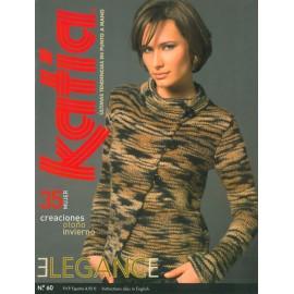Revista Katia Mujer Nº 60 Elegance