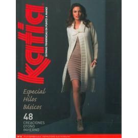 Revista Katia Mujer Nº6 Especial Hilos Básicos