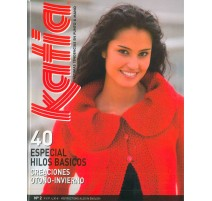 Revista Katia Mujer Nº2 Especial Hilos Básicos