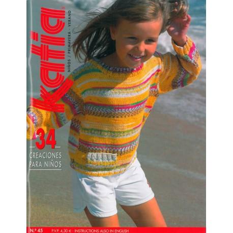 Revista Katia Niños Nº45
