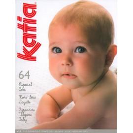 Katia Knitting Baby Magazine Nº3