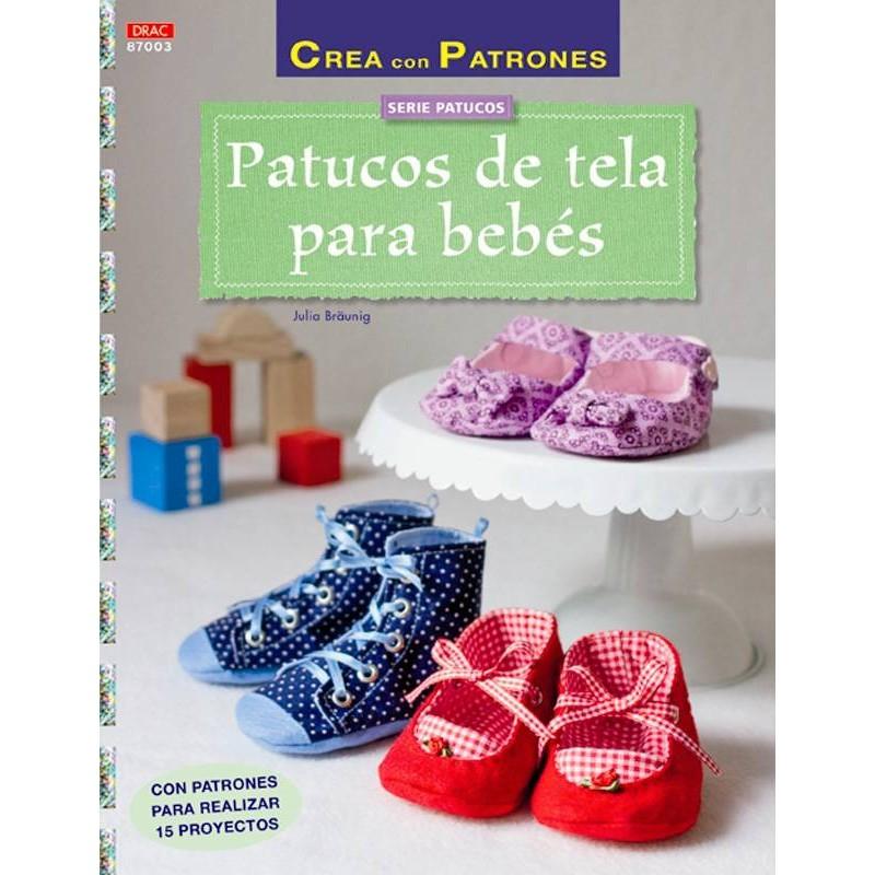 Patucos de Tela para Bebés