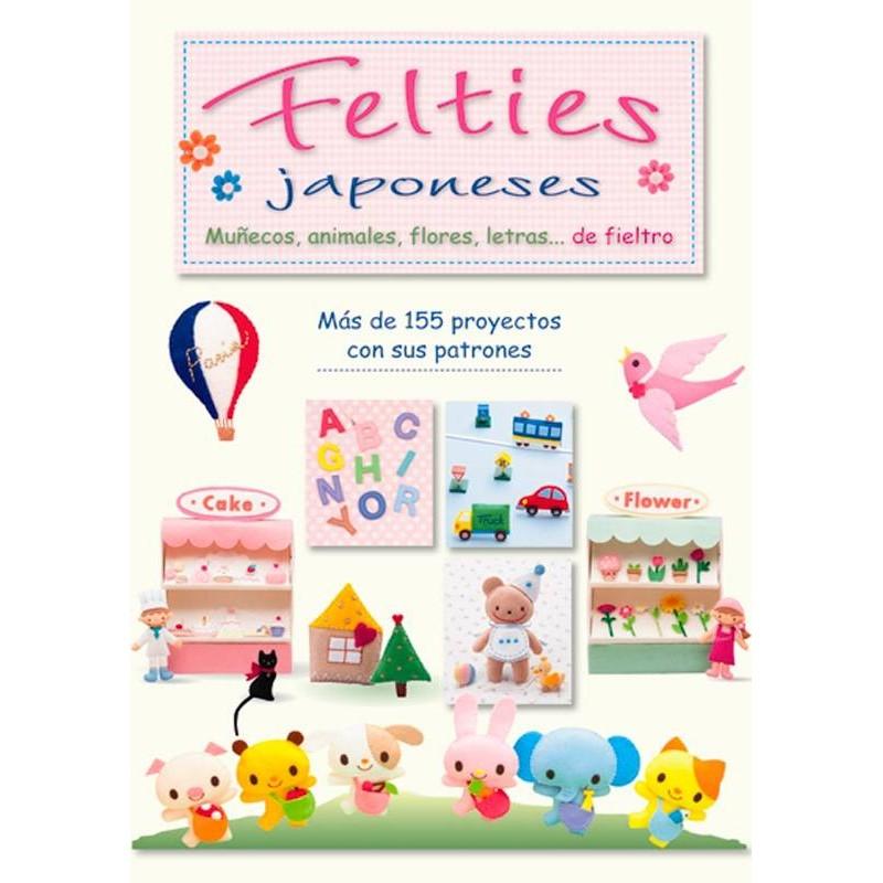 Felties japoneses - Las Tijeras Mágicas
