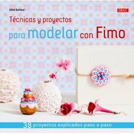 Técnicas y proyectos para modelar con Fimo