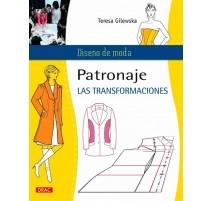 Diseño de moda - Patronaje. Las transformaciones