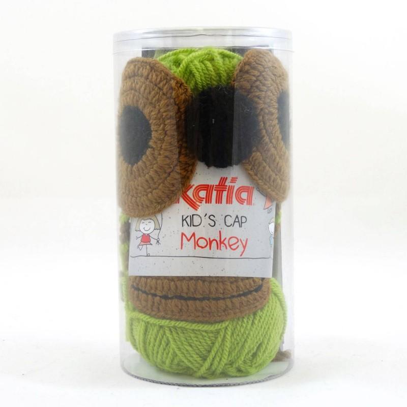 Kid's Cap Monkey