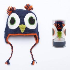 Kid's Cap Owl