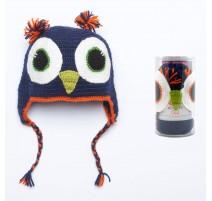 Kid's Cap Owl - 70