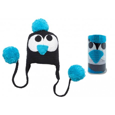 Kid's Cap Penguin - 100