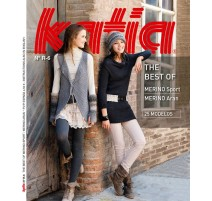 Katia Magazine Nº R-6 Woman and Man - The Best Of Merino Sport and Merino Aran
