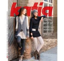 Revista Katia Mujer Nº R-6 Merino Sport - Merino Aran