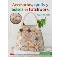 Accesorios, quilts y bolsos de patchwork