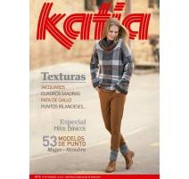 Revista Katia Mujer Nº 9 Especial Hilos Básicos