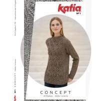 Katia Knitting Magazine Nº 1
