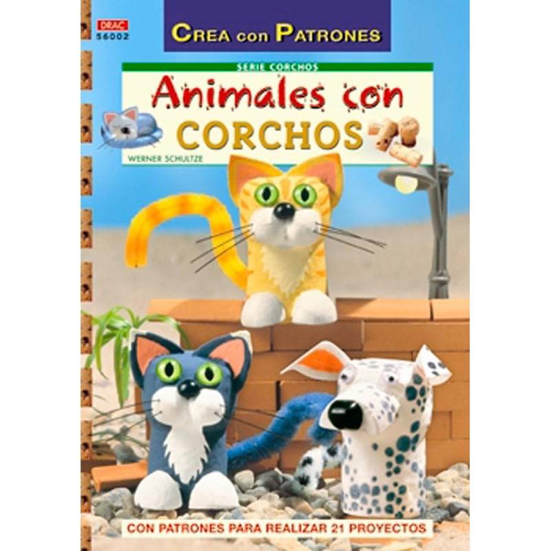 Animales con corchos