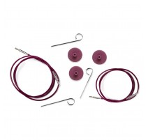 Interchangeable Needle Cable KnitPro