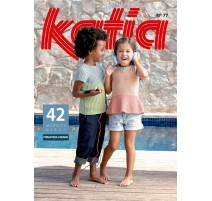 Katia Knitting Kids Magazine Nº 77