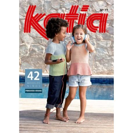 Revista Katia Niños Nº 77