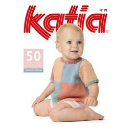 Revista Katia Bebé Nº 76