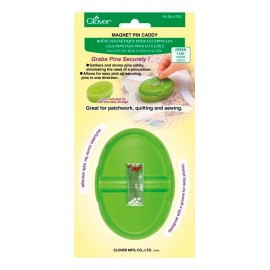 Magnet Pin Caddy Clover