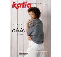 Revista Katia Mujer / Hombre Nº 89 Chic