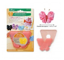 Clover Quick Yoyo Maker Butterfly Shaped Small