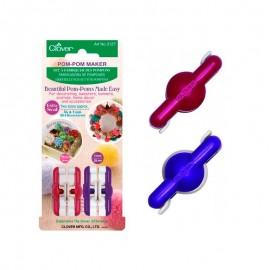 Clover Pom Pom Maker Extra Small