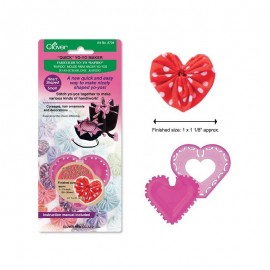 Clover Quick Yoyo Maker Heart Shaped Small