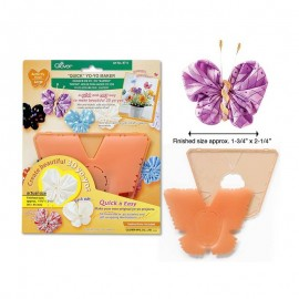 Clover Quick Yoyo Maker Butterfly Shaped Large