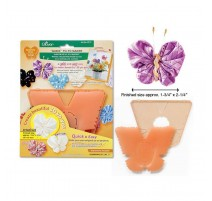 Clover Quick Yoyo Maker Butterfly Shape Large
