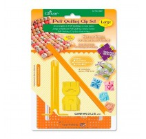 Kit completo de Puff Quilting Clover Grande