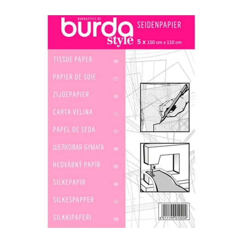 Papel de Seda 150x110 cm Burda Style
