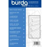 Grid Tissue Paper 150x110 cm Burda Style