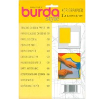 Tracing Carbon Paper Burda Style