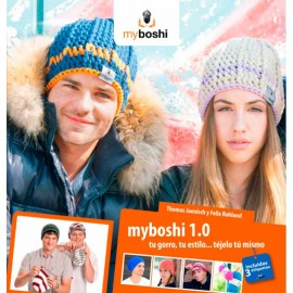 Myboshi 1.0 Tu gorro, tu estilo...téjelo tú mismo