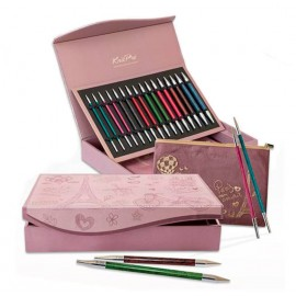 Royale KnitPro Luxury Collection Interchangeable Needle Set