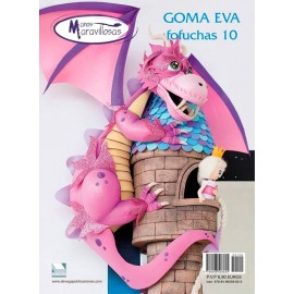 Goma Eva Fofuchas Nº 10